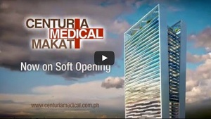 Centuria Medical Makati - Now on Soft Opening