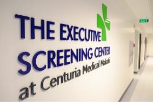 Executive Screening Center